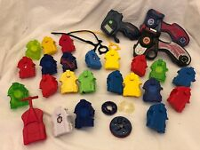 Awesome Lot of Beyblade Burst Tops, Launchers Takara Tomy, Hasbro