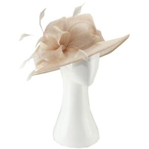 Sinamay Spring Racing Hats. 4 colors available.