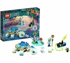 LEGO Elves Naida and the Guardian Water Turtle Chain Shooter And Chain 41191 NEW