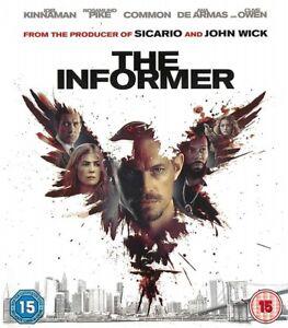 The Informer - (BLU-RAY)