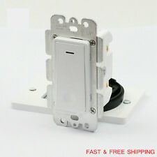 WIFI Smart Switch Wall Light Remote For Alexa & Google IFTTT Control Smart Life
