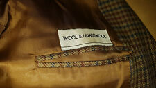 2giacche taglia 54 pura lana vergine