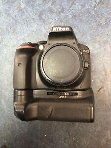 Nikon D5300 Camera And Lens No Charger