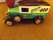 North Wilkesboro Racing Champions Liberty Bank 1/25 Diecast Delivery Van