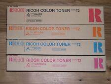 Alficio 3224c series: RICOH Type 2 photocopier colour toner set (4)