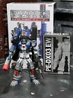 Perfect Effect PE-DX03 Warden and EX Fortress Maximus Transformers
