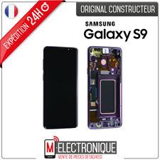 Ecran LCD Violet Original Samsung Galaxy S9 G960F