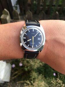 Timex Automatic watch 1971