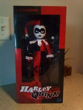 LIVING DEAD DOLLS LDD DC Batman's HARLEY QUINN Mezco New! Unopened!
