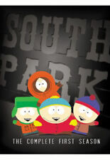 SOUTHPARK THE COMPLETE FIRST SEASON DVD 3 DISC SET 1ST 1 TV SHOW SOUTH PARK 2002