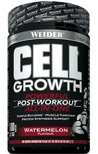 Weider Cell Growth 600g (55,32€/Kg) Wassermelone All-In-One Post-Workout Produkt
