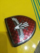 Toyota Mr2 Mk1 1a Bonnet Badge early metal near perfect