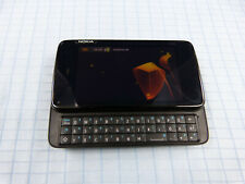 Nokia n900 32gb negra! sin bloqueo SIM. top estado! correctamente!