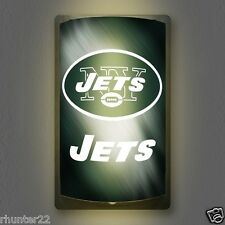 New York Jets NFL Licensed MotiGlow™ Light Up Sign - Free USA shipping!