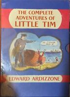 THE COMPLETE ADVENTURES OF LITTLE TIM 11 VOLS.HARDCOVER BOXED SET SEALED.