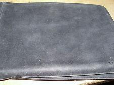 2003 2004 2005 VOLVO S70 V70 V40 XC70 S40 S90 OWNERS MANUAL CASE - BLACK