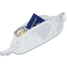 Security Money Belt Wallet Cotton Travel Waist Pouch Passport Holder Hidden Bag