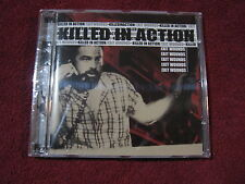 KILLED IN ACTION Exit Wounds CD Crucial Unit Black Dove Vile Gash The Awakening