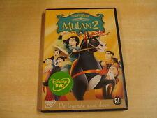 DVD / MULAN 2 ( WALT DISNEY )