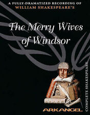William Shakespeare's - The Merry Wives of Windsor (AUDIO CASSETTE) SEALED