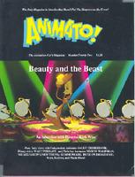ANIMATO #30 ~BAKSHI~ANIMANIACS~ SPACE GHOST~BILL TYTLA