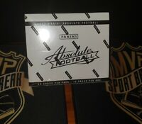 2020 Panini Absolute Fat Pack Box Break - Pick Your Team!!  Free Shipping!!