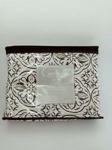 New Cotton Blend Queen size Sheet Sets Cambridge 3 different patterns