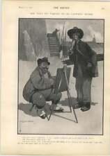 1905 Lawson Wood And Frank Reynolds Original Artists Work