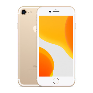 Apple iPhone 7 - 32GB - Gold (Unlocked) - Immaculate Condition - 1 Year Warranty