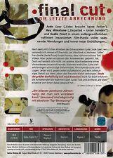 DVD NEU/OVP - Final Cut - Die letzte Abrechnung - Jude Law & Sadie Frost