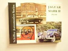 JAGUAR MARK II 240/340/S TYPE/DAIMLER V8 1955 1969 WALTER ZEICHNER ED SCHIFFER