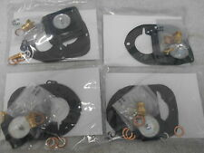 LOT OF ( 4 )  VOLVO CARB SOLEX 44PA1 CARBURETOR KITS AQ MODELS 4 & 6 CYL