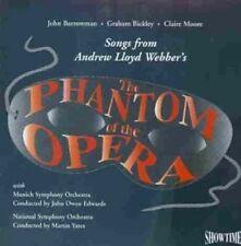 Phantom of the Opera-Songs from Claire Moore, John Barrowman, Megan Kelly.. [CD]
