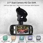 "2.7"" Full HD 1080P Dash Camera G1W Car DVR Auto Video Cam Recorder G-sensor New"