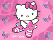 Hello Kitty  # 11 - 8 x 10 - T Shirt Iron On Transfer