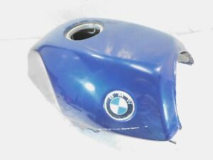 1986-1995 BMW K75 K75C K75S Blue Gas Petrol Fuel Tank Cell - 16112323144