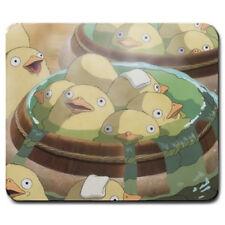 Spirited Away Bath Ducks Scenery Anime Mouse Pad Mousepad Studio Ghibli Art