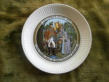 Wedgwood Childrens Stories Plate 'The Tinder Box' 1972
