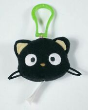 HELLO KITTY MCDONALDS  CHOCOCAT BACKPACK CLIP ON TOY HAPPY MEAL PLUSH CHOCO CAT