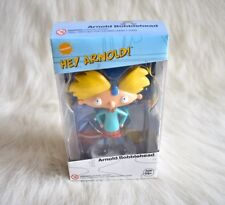 HEY ARNOLD THE NICK BOX 90s BOBBLEHEAD FIGURE IN BOX