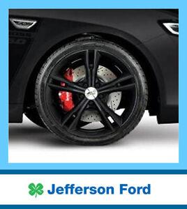 "Genuine Ford Falcon 19""x8 Black Alloy Wheel FG + MK2 FGX Set of 4"