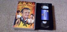 CASINO ROYALE UK PAL VHS VIDEO 2001 James Bond 007 Peter Sellers Woody Allen