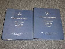 1960 Mercedes Benz 220b 220Sb 220SEb Workshop Shop Service Repair Manual W111