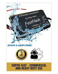 NEW Version FastFlash 120 Stop-Alert Brake Flasher LED or any Lamp Heavy Doty