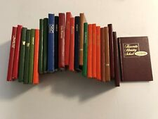 Lot of 27 Small vintage Watchtower Books~Jehovah's Witnesses~ 1957-1996