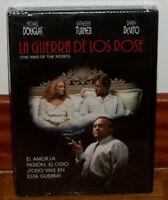 LA GUERRA DE LOS ROSE-THE WAR OF THE ROSES-DVD-NUEVO-NEW-PRECINTADO-SEALED-DRAMA