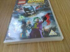 Lego Batman: The Movie - DC Super Heroes Unite  DVD New & Sealed 5051892123754
