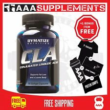 Dymatize CLA - 90 CAPS BCAA Amino Acids Gym Fitness Weight Fat Loss Supplements