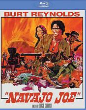 Navajo Joe Blu-ray Disc 2015 Burt Reynolds Sergio Western Indian Outlaws NEW