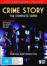 Crime Story - 9 Disc - Complete Seasons 1 and 2 - DVD